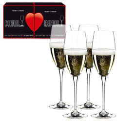 Large heart to heart promotion champagne 4 bokala riedel 1531669603